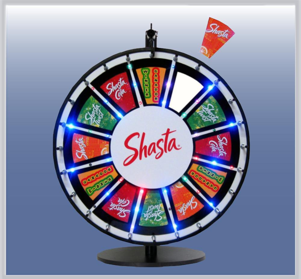 Prize Wheel Games