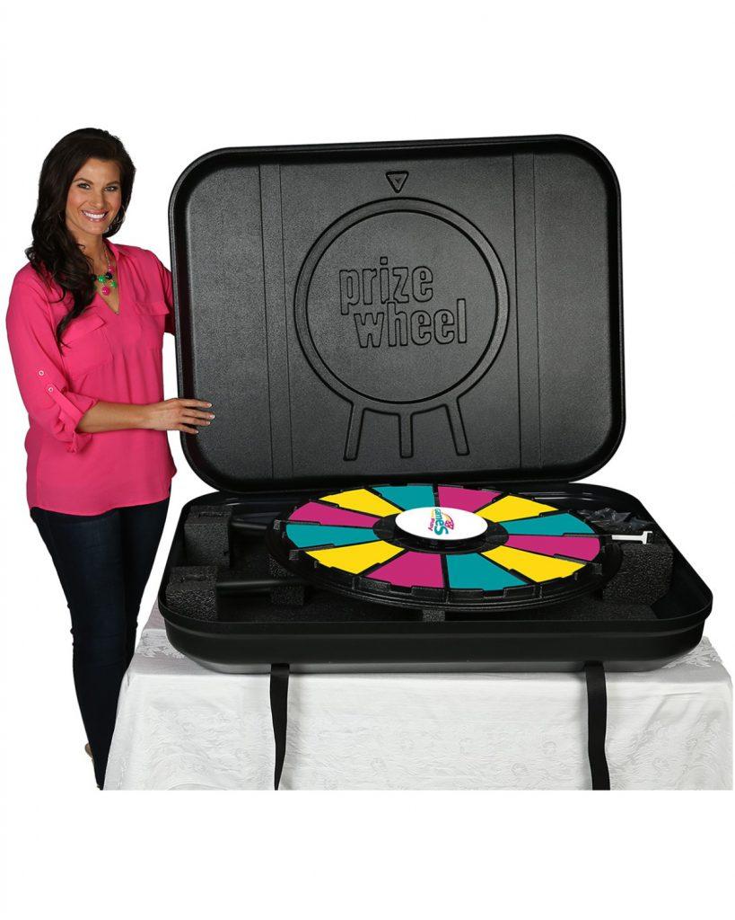 Prize Wheel Case