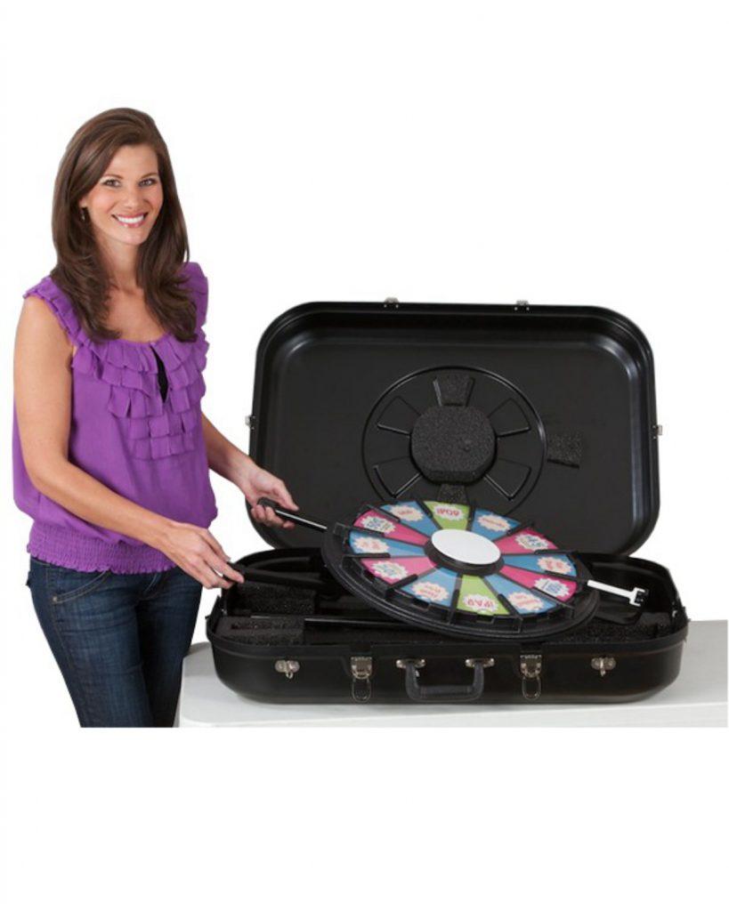 Mini Prize Wheel Case