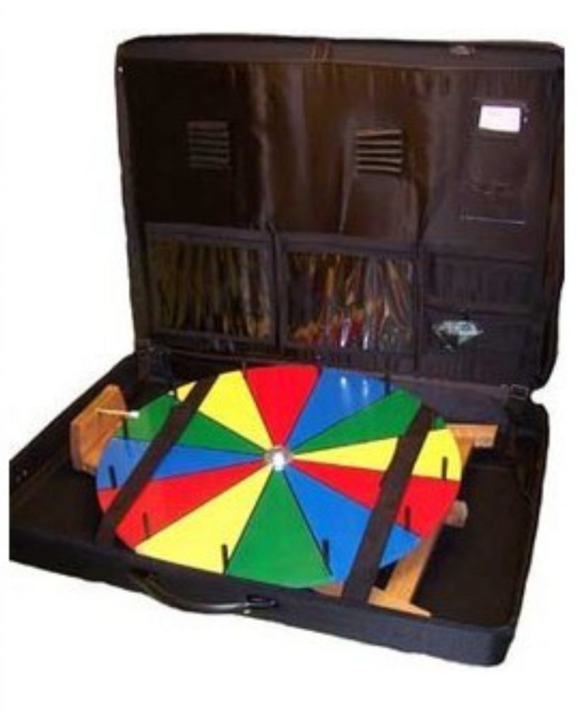 Travel Case for 16 Inch Prize Wheel
