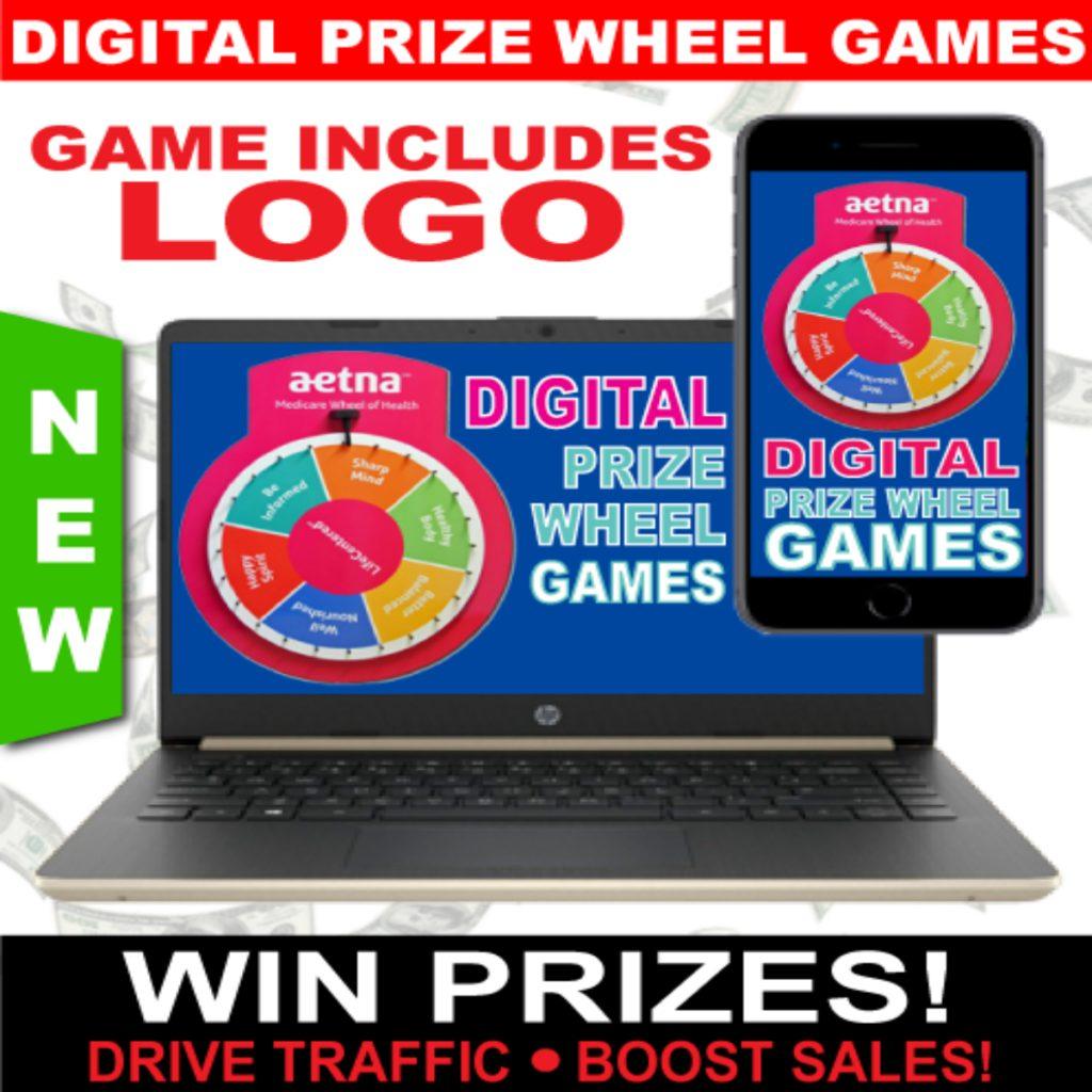 Digital Prize Wheel Games