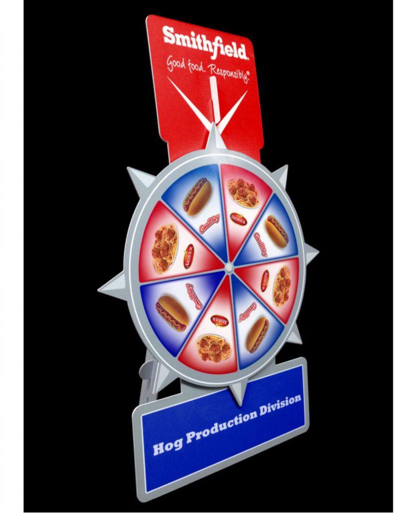 Prize Wheel Spinning Wheel Game