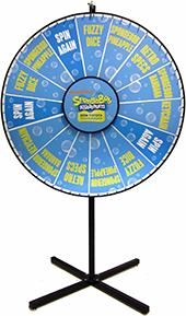 Custom Prize Wheels - Branded Prize Wheel Games